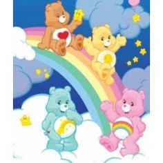 Care Bear Coloring Pages MASTER LIST BY BEAR