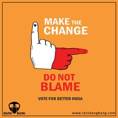 Have A Vision? Make The Right Decision! Vote Today for a Better Tomorrow!  #VoteForBetterIndia #GujaratAssemblyElection #Vote #BangBang India Poster, Poster On, Voters Day, Rights And Responsibilities, Voting Today, Tomorrow Will Be Better, Political Posters, Morning Quotes, Love Art