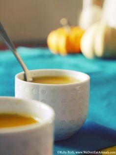 Indian Spice Milky Dessert Tea  (Using Kabocha, Pumpkin or Sweet Potato)