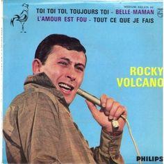 Rocky Volcano - Toi Toi Toi, Toujours Toi +3 (1961)