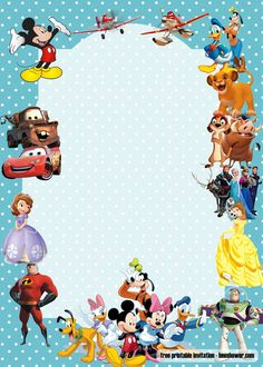 Cool How to Throw a Disney Themed Party Have you ever dreamed of having a party like in the Disney movies? If so, this blog post is for you. It's time to get creative and have some fun with your friends, family members, or even coworkers! W... Free Printable Birthday Invitations, Baby Shower Invitation Templates, Baby Shower Fall, Disney Quotes, Child Love, Baby Disney, Colorful Backgrounds, Boy Or Girl, Disneyland