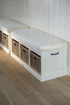Hallway bench - Riviera Maison