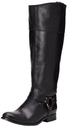 FRYE Women's Melissa Harness InSide-Zip Boot None
