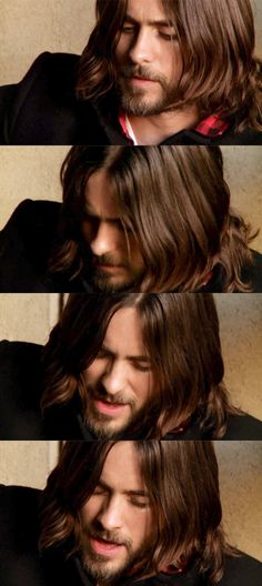 Oh, MAN!!! Jared Leto...there are no words!