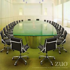 Zuo Modern 215212  Lider Plus Office Chair  in Black