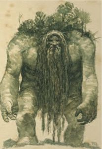 Gigantes Giganticus, by Larry MacDougall