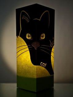 W-Lamp Designová papírová lampa 311_PEL