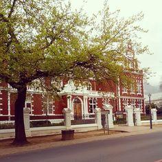 Sasol Art Museum, Ryneveld street, Stellenbosch, South Africa. #myownphoto