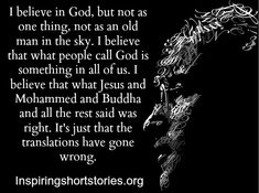 I believe in god john lennon Short Inspirational Quotes, Inspirational Thoughts, Great Quotes, Lyric Quotes, Me Quotes, Beatles Quotes, Peace Quotes, Truth Quotes, Lyrics