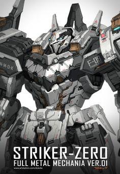 Arte Gundam, Gundam Art, Arte Robot, Robot Art, Robot Concept Art, Armor Concept, Robot Militar, Mecha Suit, Robots Characters