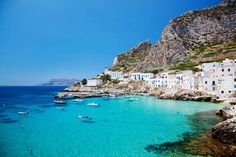 The #beaches in #Sicily are some of the most beautiful in the world. #VarietyCruises