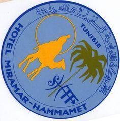 Hotel Miramar-Hammamet ~ Tunis, Tunisia