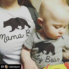HAPPY MONDAY MAMA'S! Our Mama Bear and Baby Bear sets are our most popular seller and have been for nearly 2 years! And with mother's day approaching next these are perfect! Nearly 3000 sales a a 5 star average! Our items are high quality every time!