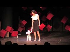 Kankana Shukla's TED presentation with her NAO robot is more adorable than informative, but the researcher does point to some of the areas where humanoid robots will impact our lives in the future.