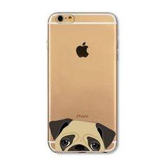 """Cute Cartoon Animals Case iPhone 6 6s Plus 4.7"""" 5.5"""""""