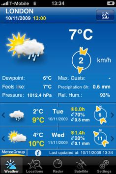 Weather Pro - I use it every day