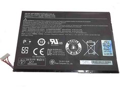 7300mAh/27Wh 3.7V AP12D8K Li-ion Laptop battery is made from the highest quality cells and parts. The AP12D8K is designed to meet or exceed original equipment specifications. Shopping with us is safe and secure! 100% Guarantee Quality and Fully Test! Pack for Acer Iconia W510 W510P Series Table
