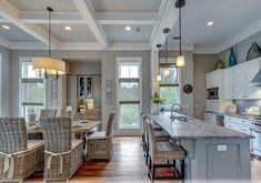 Benjamin Moore Stonington Gray HC-170 - Florida Empty Nester Beach House for Sale