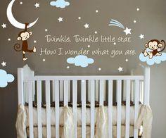 Twinkle Twinkle Little Star Decal