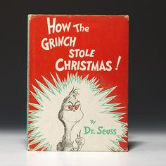 20 Magical Children's Christmas Books To Read Aloud | Grinch stole ...