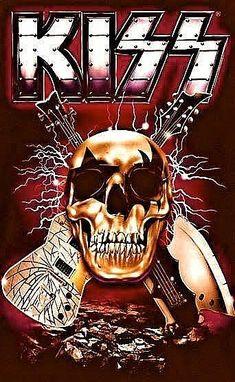 Bildresultat för kiss band photos and names Heavy Metal Rock, Heavy Metal Music, Heavy Metal Bands, Kiss World, Kiss Concert, Kiss Rock Bands, Rock Band Posters, Paul Stanley, Kiss Art