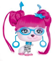 ASDA VIP Pets - Lady Gi Gi 711068 VIP Pets are the trendiest pets around. Lady Gi Gi is the best party planner and public relations pal, and she also dances really well. She loves parties and club music, so everyone loves to have her http://www.comparestoreprices.co.uk/childs-toys/asda-vip-pets--lady-gi-gi-711068.asp