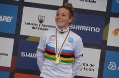 World champion Pauline Ferrand-Prevot