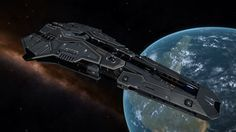 Federal Corvette - Elite Dangerous Wiki - Wikia