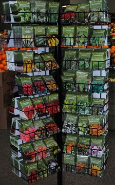 We're Offering Exciting Seeds This Year for Gardeners! - Valley Community Food Co-op, Inc Vintage Seed Packets, Fruit Seeds, Organic Seeds, Dream Garden, Rainbow Colors, All The Colors, Outdoor Gardens, City Photo, Natural Foods