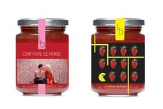 Confiture packaging PD