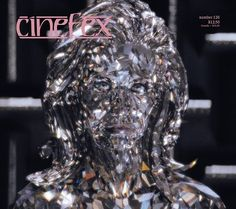 Cinefex features January Jones as Emma Frost on cover