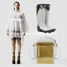 Discover the Hunter Original #Beaheadliner Festival Edit now on hunterboots.com