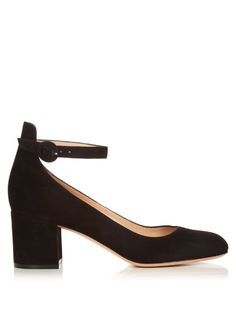 A pair of hard-working black pumps is key to any well-edited wardrobe.