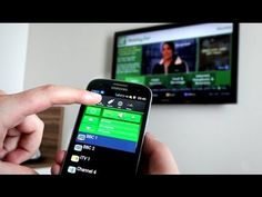 We use our smartphones while watching TV but plenty of Galaxy phone owners don't know they could use their handsets to regulate it too. The Smart Remote feature on several Samsung devices (powered by Peel) leverages the IR blaster on the top to regulate your TV to alter the channel by simply tapping your display. With the preloaded Smart Remote app  you can browse your shows and movies from your cable or satellite provider as well as Netflix. It's pretty easy to create things up. You just…