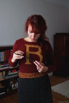 Weasley Sweater!