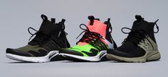 NikeLab Acronym Air Presto Mid Release | Sole Collector