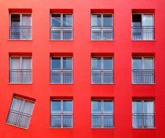 An architecct with a sense of humor!