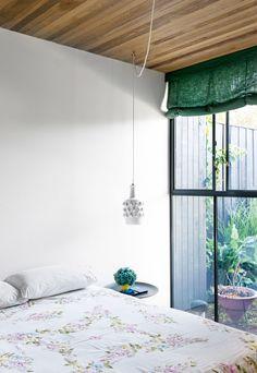 vintage colorido. bedroom
