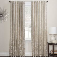 Marquis by Waterford® Tara 2-Pack Curtain Panels  found at @JCPenney