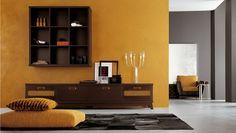 Warm Nuance in Modern Living Room Ideas