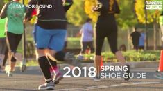 We put these new shoes through rigorous tests. These cushioned running shoes are the ones you'll want to sink your feet into. Workout Attire, Spring Shoes, Getting Organized, Health Fitness, My Love, Sports, Organizing Clutter, Sport