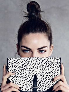 The Vogue US They'll Take Manhattan Photoshoot Features Purses #fashion trendhunter.com