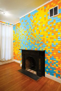 Post-Its by bwillen, via Flickr