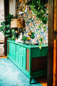 Pad Peek: Kara's Eclectic Victorian-Era Apartment