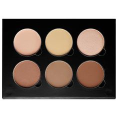Anastasia Beverly Hills - Contour Kit | I WISH this was in my kit!! Though I'm generally a fan of creams for contouring, I hear nothing but the best of these powders!