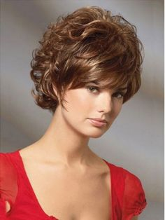 Cheap Adorable Short Curly Classic Cut Remy Human Hair Wig Under Price $160 At WigStylish.com.