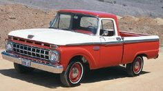 "I learned to drive in a 1965 FORD like this. I wish my dad never would've sold it.. Oh, the memories! Ours was named ""Humpty""."