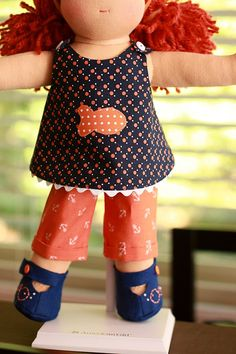 Waldorf Doll Clothes