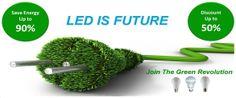 LED is Future.