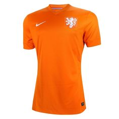 Nederlands Elftal WK 2014 Authentic Shirt